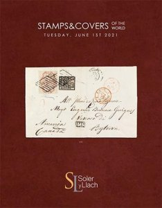 Stamps and Covers of the World