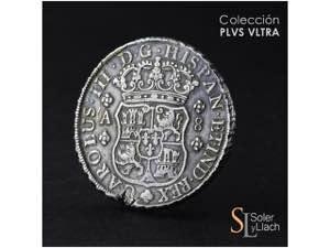 Charles III - 8 Reales. ...