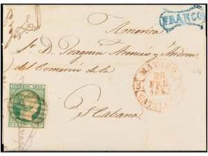 ESPAÑA. Ed.20. 1853. ...